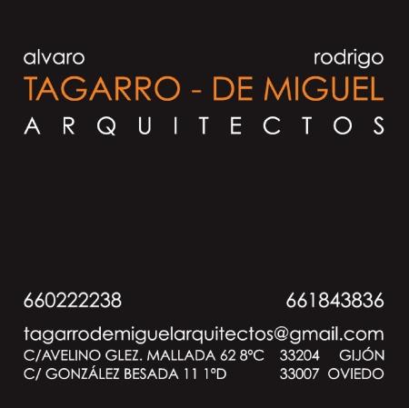CONTACTO-TAGARRO-DE MIGUEL ARQUITECTOS