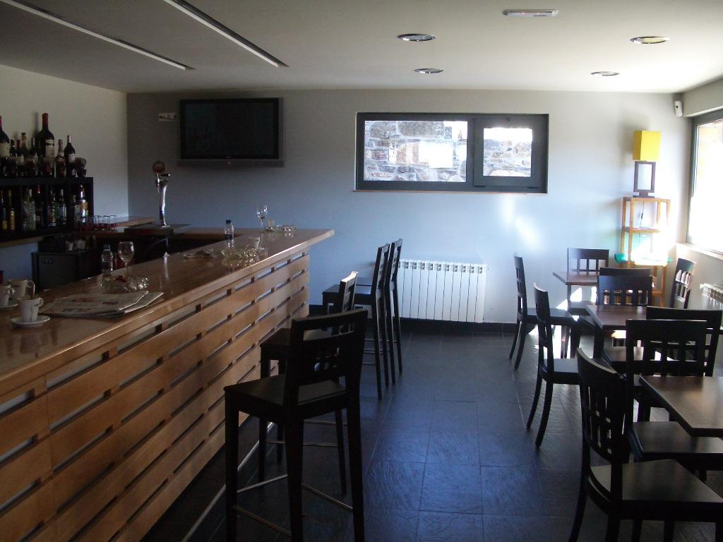 Restaurante El Campillo Tagarro De Miguel Arquitectos
